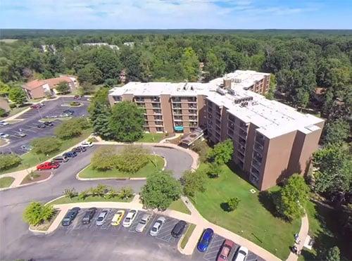 Park Forest Apartments, Jackson MI, USA